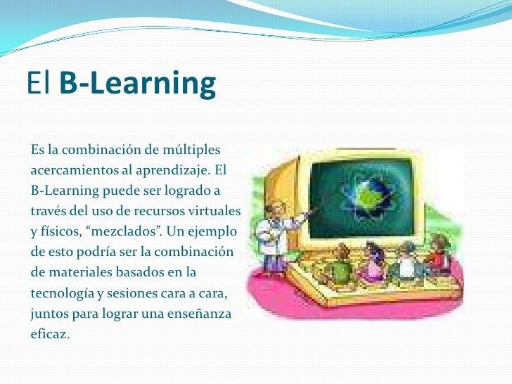 El B Learning