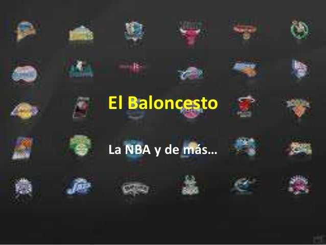 El BaloncestoLa NBA y de más…