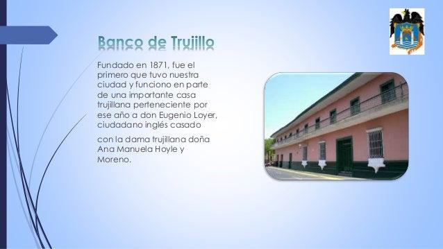 Fundado en 1871, fue el primero que tuvo nuestra ciudad y funciono en parte de una importante casa trujillana pertenecient...