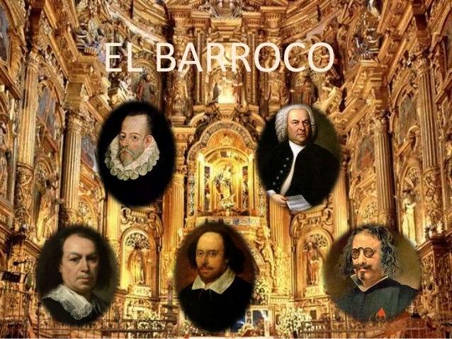 El Barroco Y El Teatro Isabelino