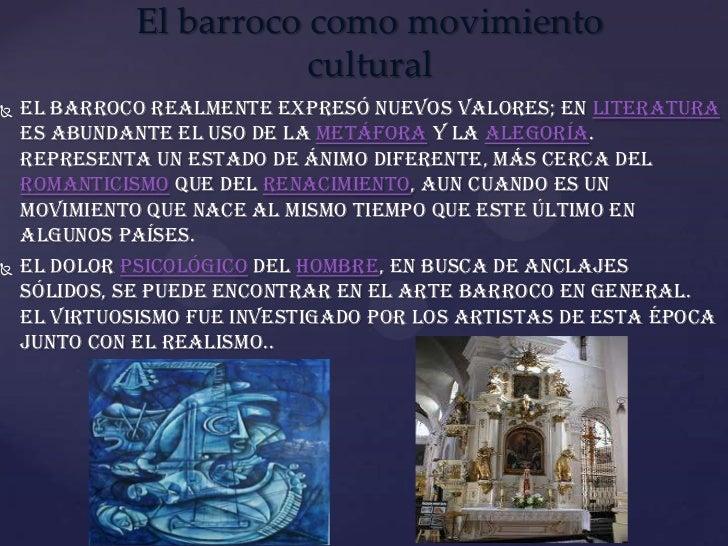 El barroco origen 1 for Cual es el significado de arquitectura