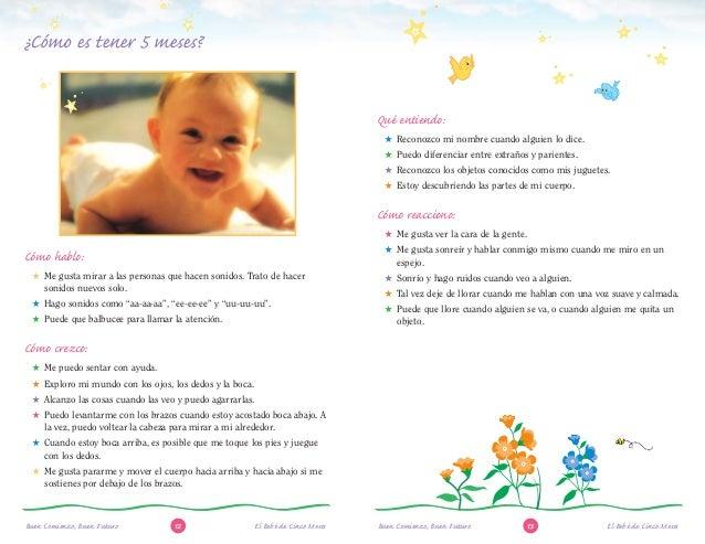 Gu a sobre el bebe de 5 meses - Cereales bebe 5 meses ...