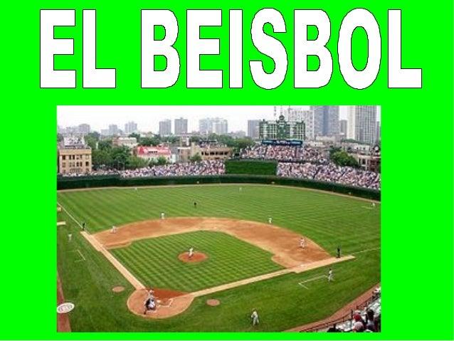 El béisbol es un deporte muy popular en varias partes del mundo,particularmente en las Américas y Asia. Muchos jugadores e...