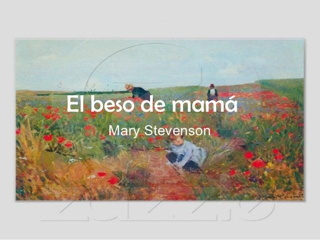 El beso de mamá   Mary Stevenson
