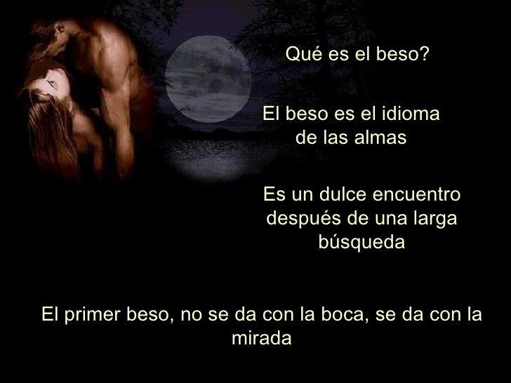 El Beso ( M O)