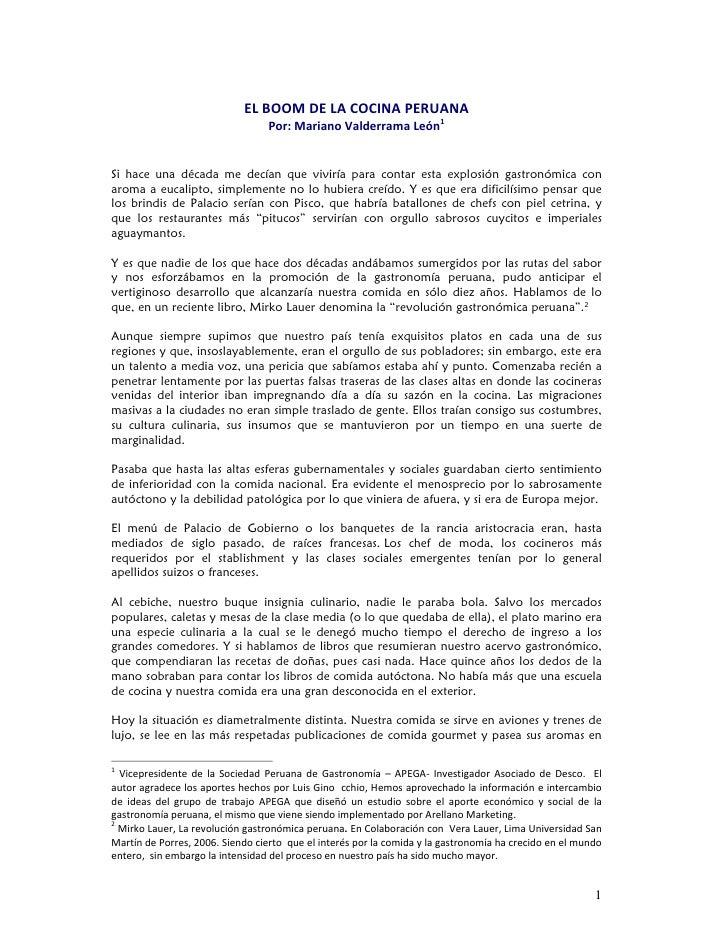 ELBOOMDELACOCINAPERUANA                                      Por:MarianoValderra...