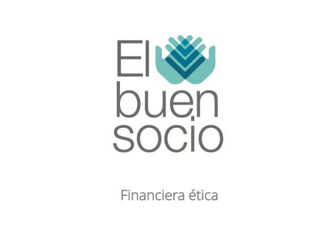 Financiera ética
