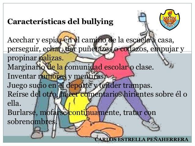 El bullying