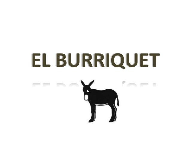 EL BURRIQUET