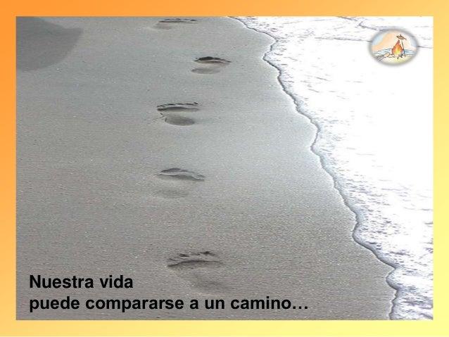 Nuestra vida puede compararse a un camino…
