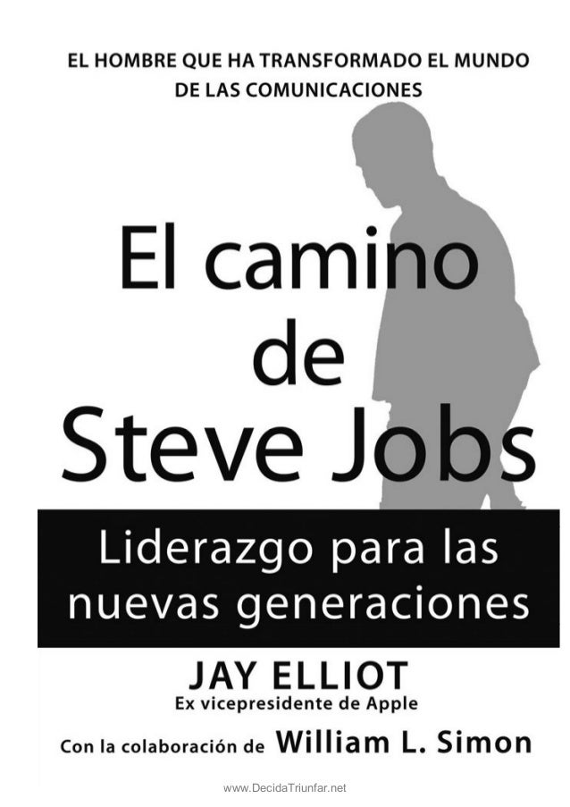 El Camino De Steve Jobs Pdf