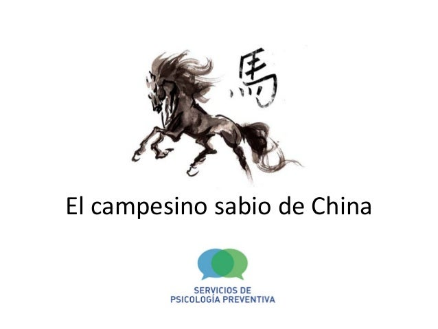 El campesino sabio de China