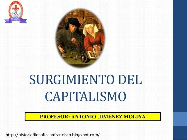 El capitalismo medieval