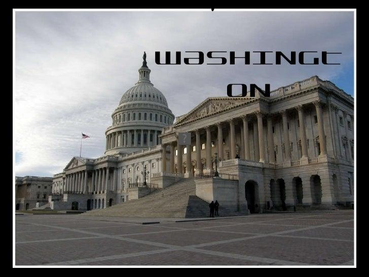 El Capitolio   WASHINGTON