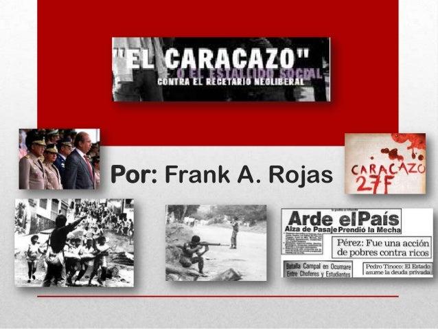 Por: Frank A. Rojas