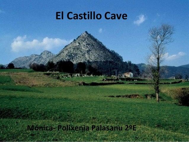 El castillo cave