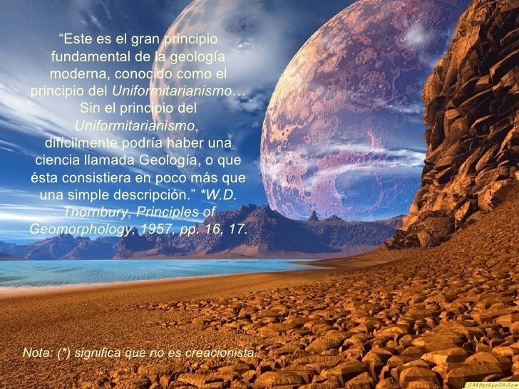 Principles of geomorphology thornbury