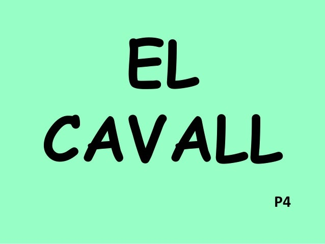 ELCAVALLP4