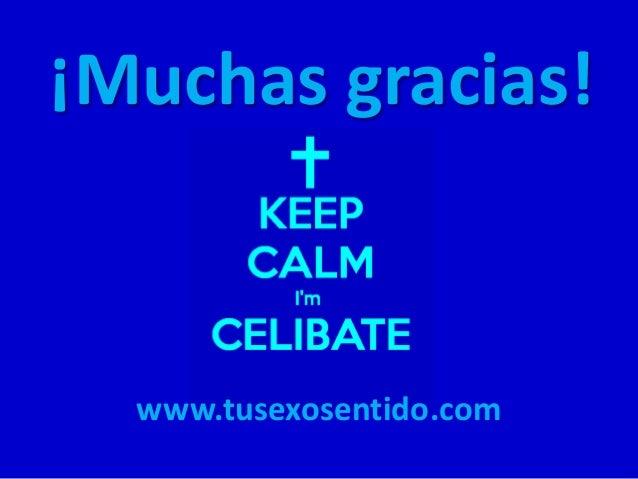www.tusexosentido.com ¡Muchas gracias!