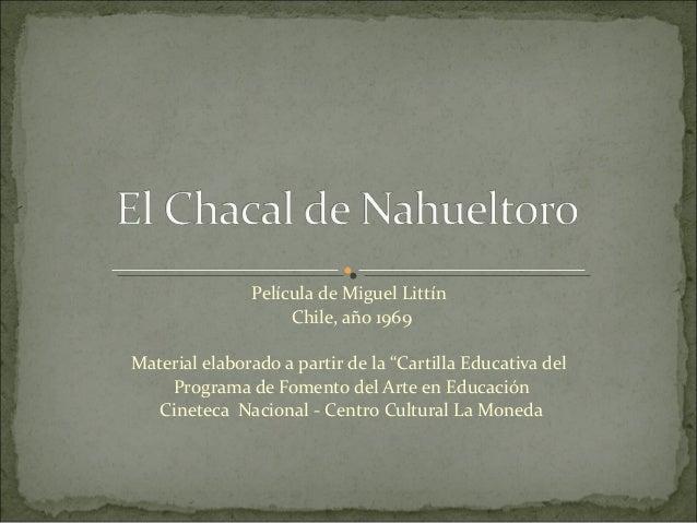 Chacal de nahueltoro online dating