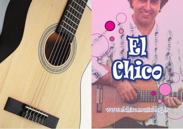 El Chico www.elchico.musicblog.fr