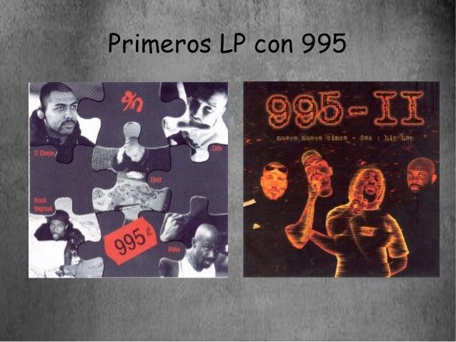 Primeros LP con 995