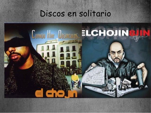 Discos en solitario
