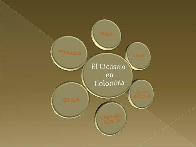 http://es.wikibooks.org/wiki/Ciclismo_de_r uta/Historia/Colombia http://www.colombia.com/deportes/espec iales/especial_3/d...