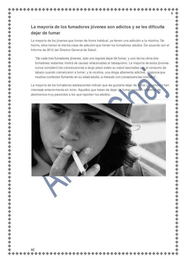 Dejar de fumar - Como eliminar el humo del tabaco en una habitacion ...