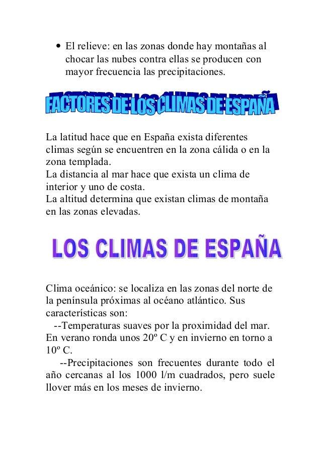 El clima Slide 2