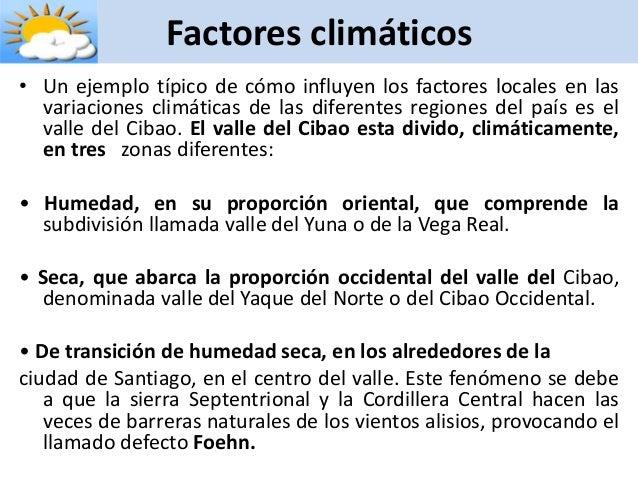El clima de la rep blica dominicana - El tiempo en el valles oriental ...