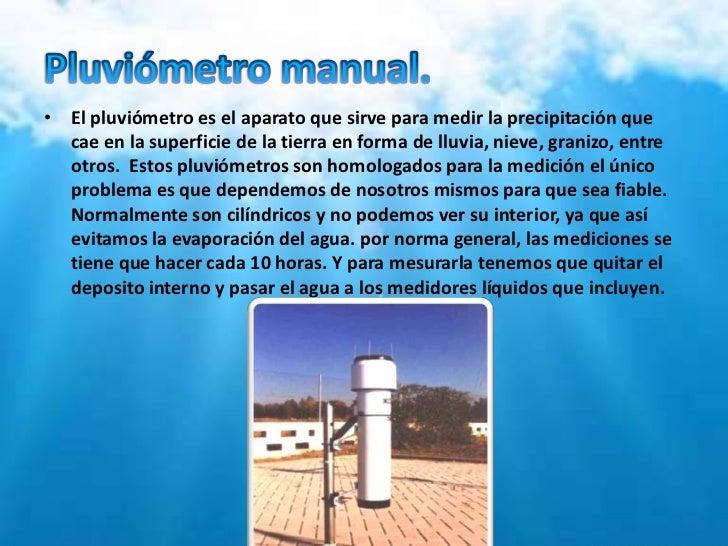 Instrumentos para medir el clima y la humedad - Aparato para quitar la humedad ...