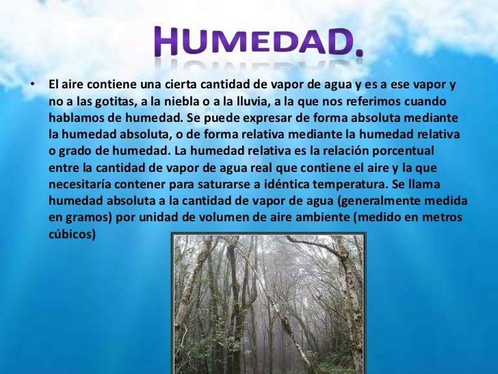 Instrumentos para medir el clima y la humedad - Quitar humedad del ambiente ...