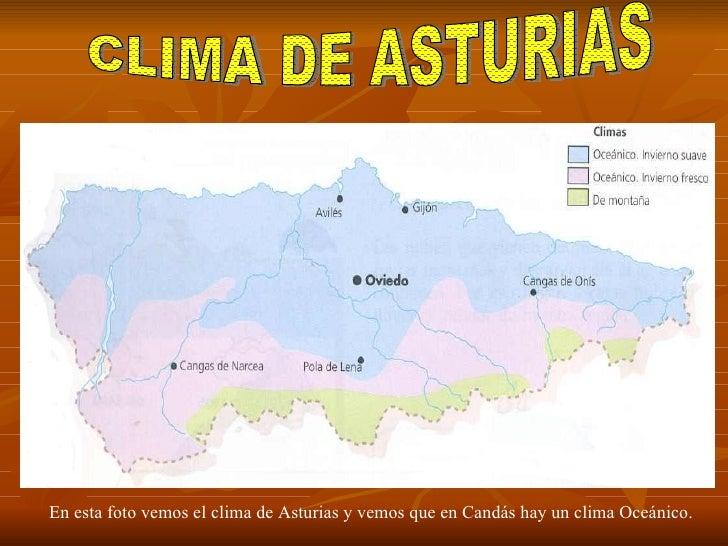 El clima y dl tiempo - El tiempo en siero asturias ...