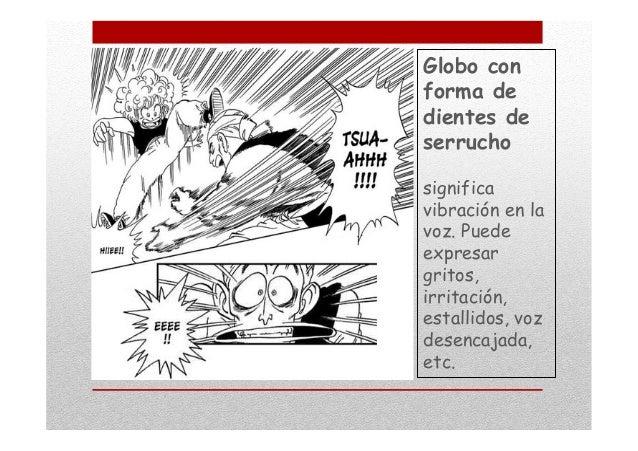 Globo con forma de nube: expresa lo que el personaje está pensando.