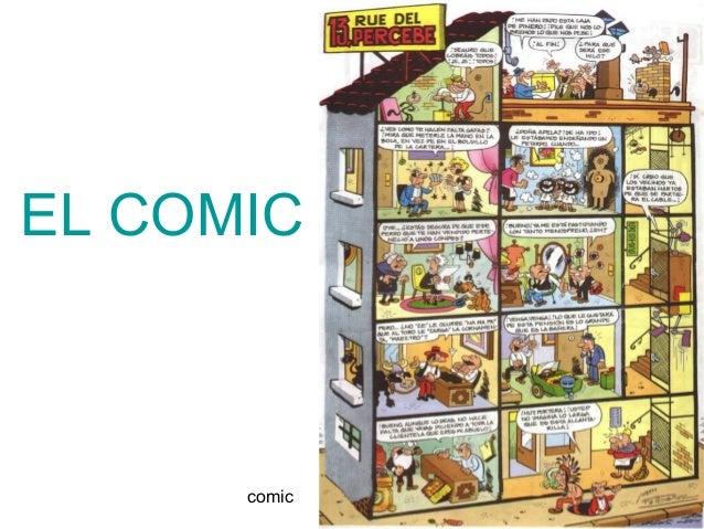 EL COMIC  comic  1