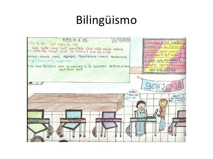 Bilingüismo<br />