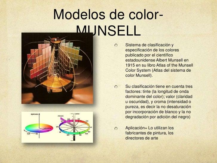 Excepcional Libro De Colores Munsell Imagen - Ideas Para Colorear ...