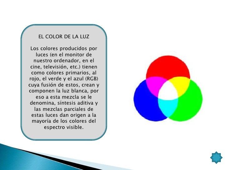 Los colores sustractivos son colores basados en la luz   reflejada de los pigmentos   aplicados a las superficies.       F...
