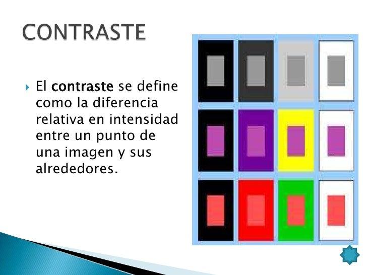   La psicología del color es un campo de estudio que    está dirigido a analizar el efecto del color en la    percepción...