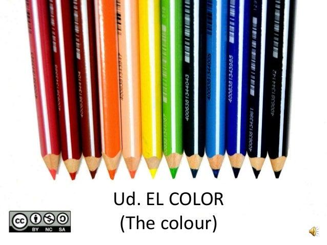 El color: Síntesis sustractiva.