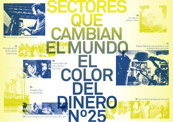 Revista triodos n 25 for Oficina triodos madrid