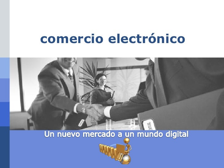comercio electrónico         LOGO