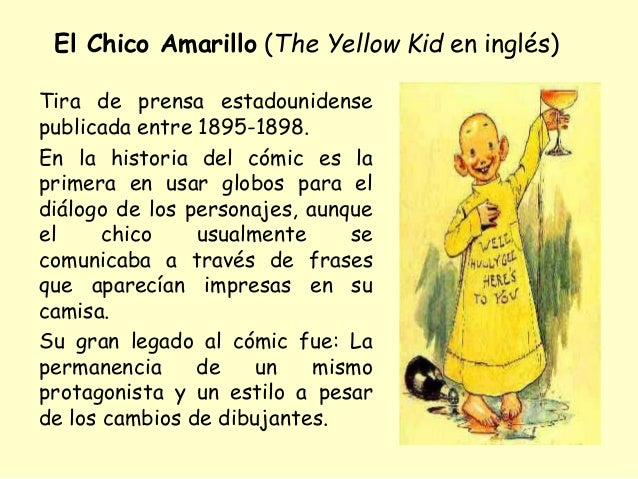 the yellow kid comic pdf