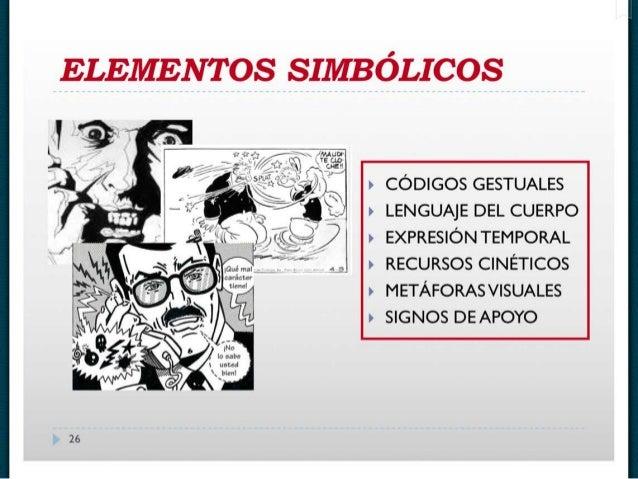 El Comic Estructura