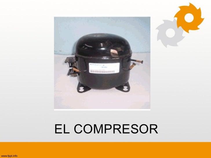 EL COMPRESOR