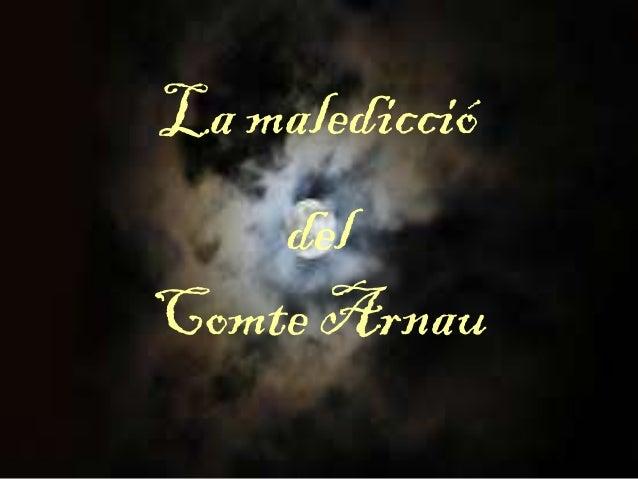 La maledicció del Comte Arnau