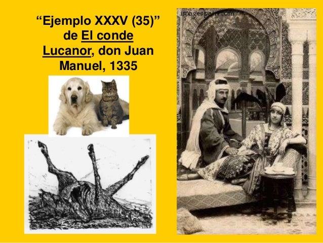 Ejemplo XXV-El conde lucanor Slide 2