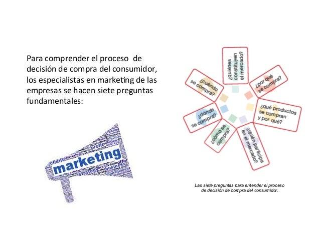 Para  comprender  el  proceso    de   decisión  de  compra  del  consumidor,   los  espec...