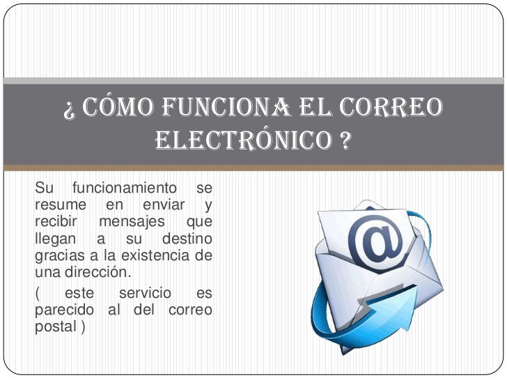 El correo electronico diapositivas 13 09 sa   copia Slide 3